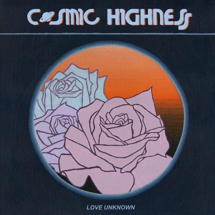 "Image of Cosmic Highness ""Love Unknown"" LP"