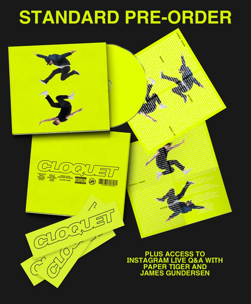 Image of Cloquet CD [STANDARD PRE-ORDER]