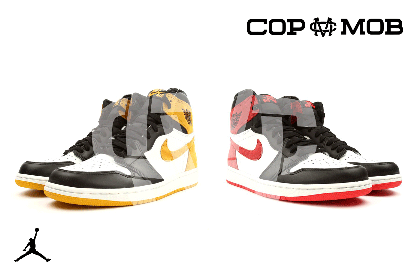 "72c9bb1a796bfa Image of Air Jordan 1 Retro High OG ""6 RINGS""   Five MVP Awards"