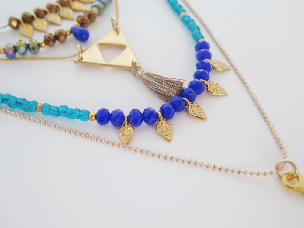 Image of Monday Blue's Necklace