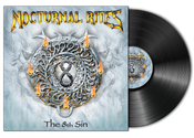 Image of Nocturnal Rites - The 8th Sin [LP edition]