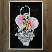 Image of SGT POPPERS - Jim Mahfood *A2 Giclee print*