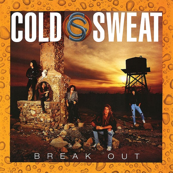 Image of COLD SWEAT - 'Break Out'