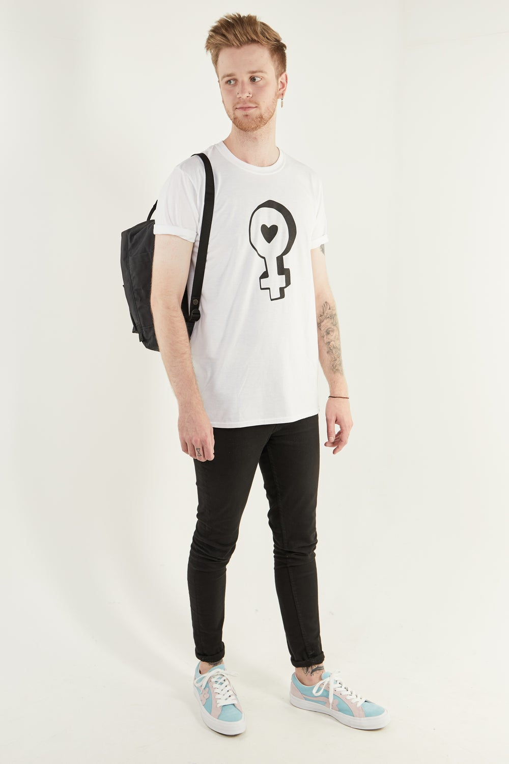 Image of Women Are From Venus T Shirt WHITE
