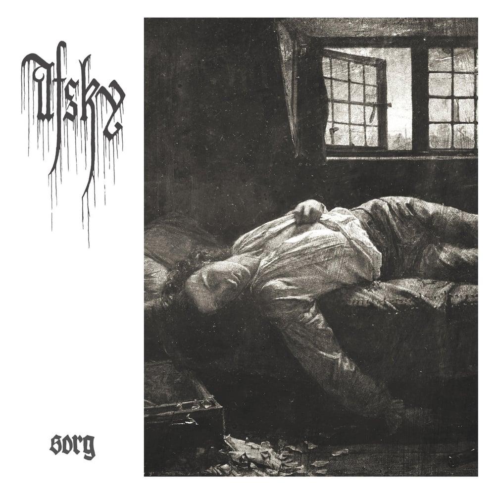 """Image of AFSKY """"sorg"""" LP clear vinyl"""