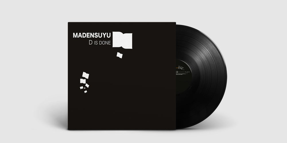 Image of MADENSUYU - D IS DONE (LP)