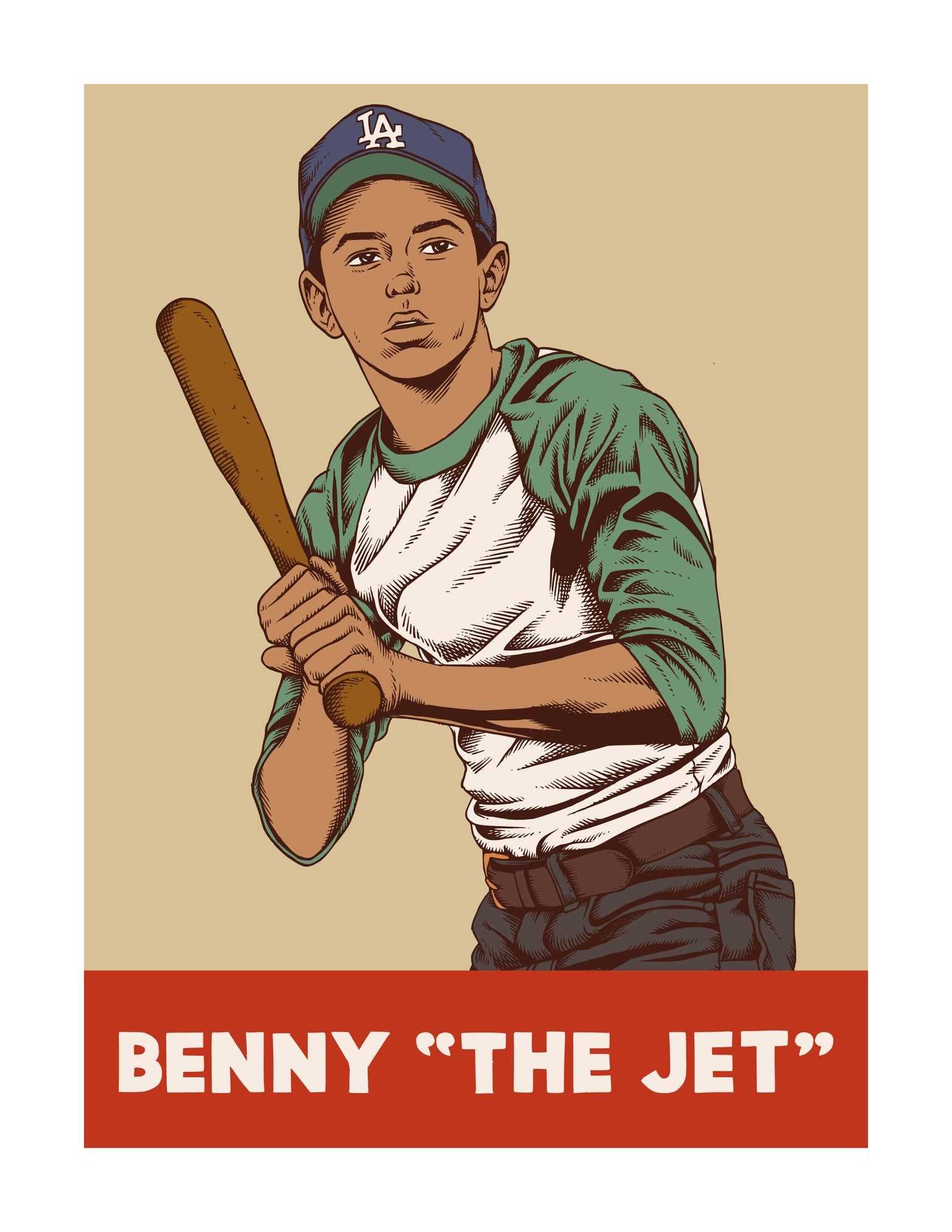 "Image of Benjamin ""The Jet"" Rodriguez"
