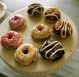 Image of Mini Donuts