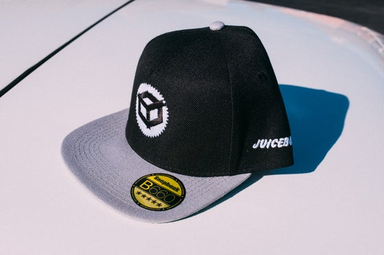 Image of Juicebox Snap Back Grey