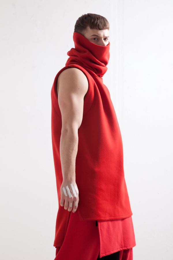 FICTION SNOOD RED