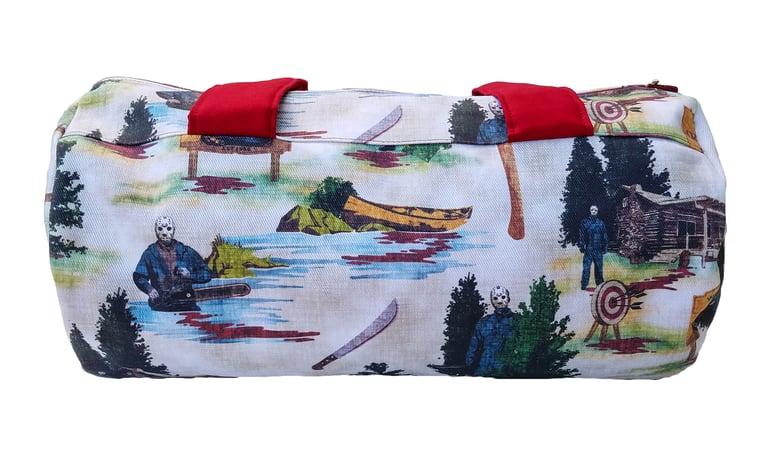 Image of Mini Camp Duffel Bag