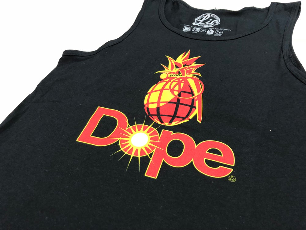 Image of Dope Mens TankTop- Black