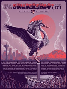 Image of Bumbershoot Official Festival Poster