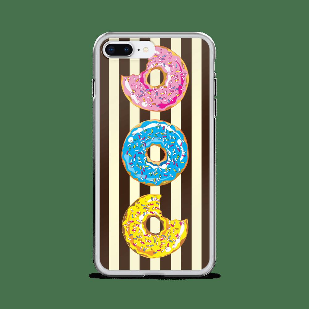 Image of Donuts 2 Cell Phone cases  iphone iphonecase phone phonecase galaxy galaxycase samsong android androidcase komy komysartworks anotherheaven thc skull アイフォーン アイフォーンケース フォーンケース 携帯 電話ケース 携帯ケース カバー ギャラクシー アンドロイド
