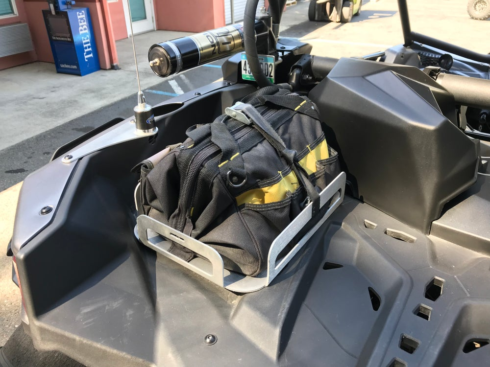 Image of Alpine Tool bag mount