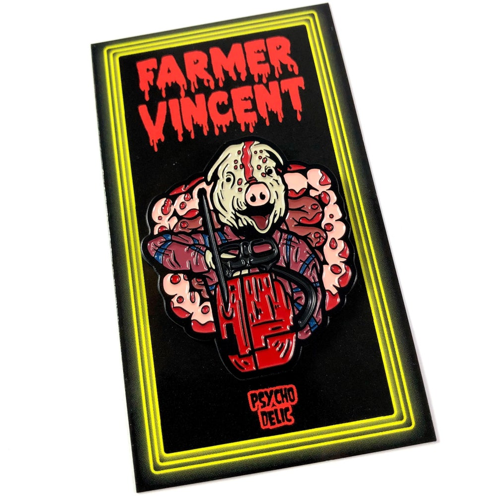 Motel Hell (Enamel Pin)