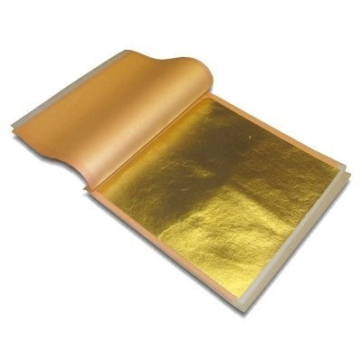 Image of 24K Gold Leaf Book (25 Sheets)