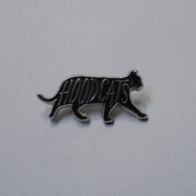 Image of HOODCATS PIN