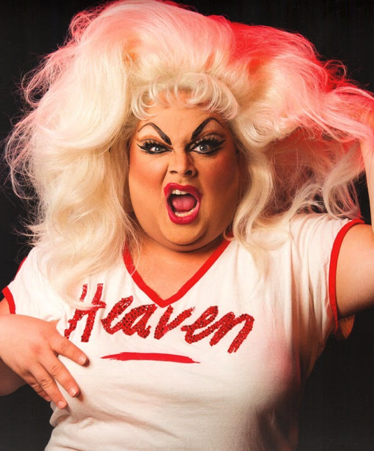 Image of Divine 8x10 - UNSIGNED