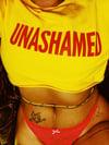 Unashamed Billboard Tee