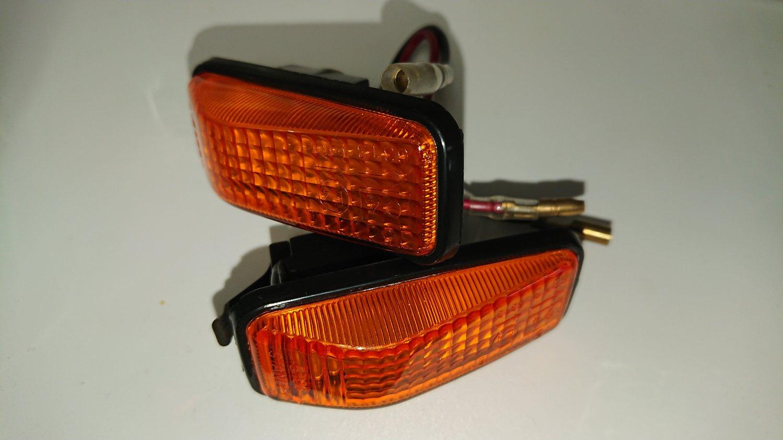 Image of Brand New EF8 EF9 Fender Side markers Stanley