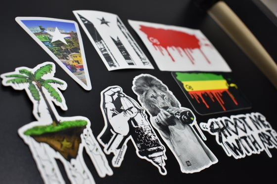Image of G3™  Stickers