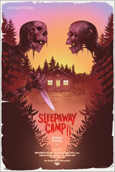 Image of Sleepaway Camp 2 by Sara Deck