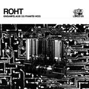 Image of ROHT - Iðnsamfélagið Og Framtíð Þess LP [Pre-Order. Out 10.26.18]