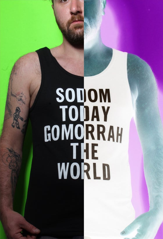Image of SODOM TODAY - TANK
