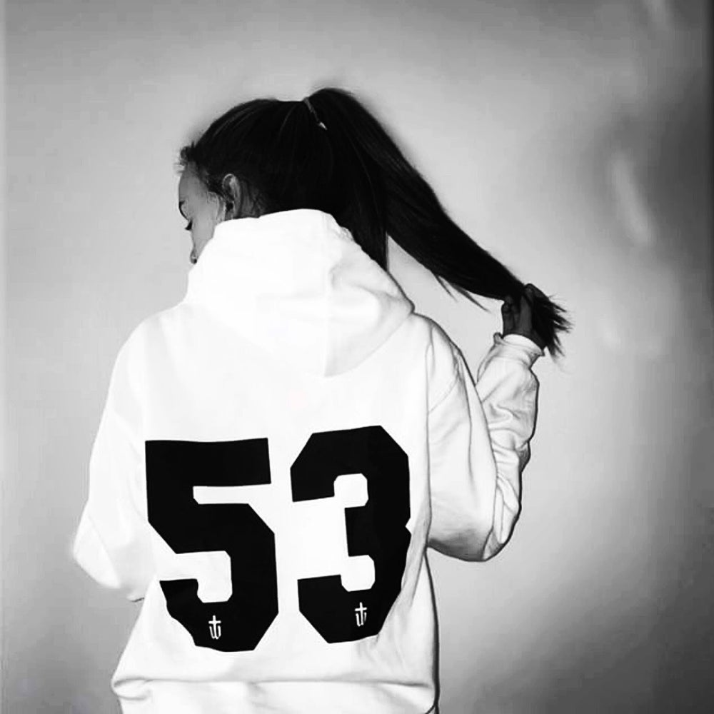 Image of SQUAD HOODIE • WHITE