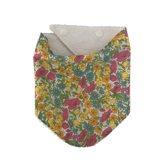 Image of spring dribble bib