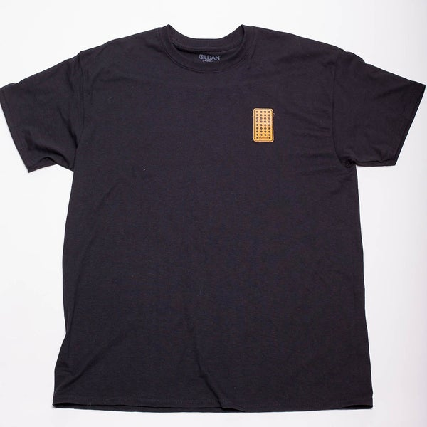 Image of Blocker patch (Black T-Shirt)