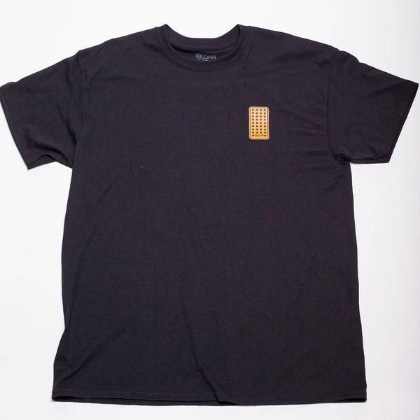 Image of Blocker patch (Black T-Shirt)