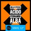 """Fernando Alba """"Nello Stesso Acido"""" album vinile"""