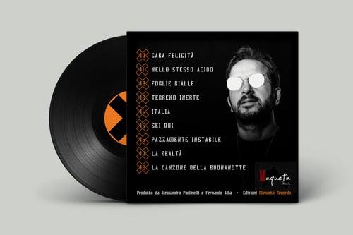 """Image of Fernando Alba """"Nello Stesso Acido"""" album vinile"""