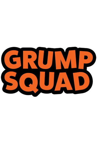 Image of Grump Squad Enamel Pin