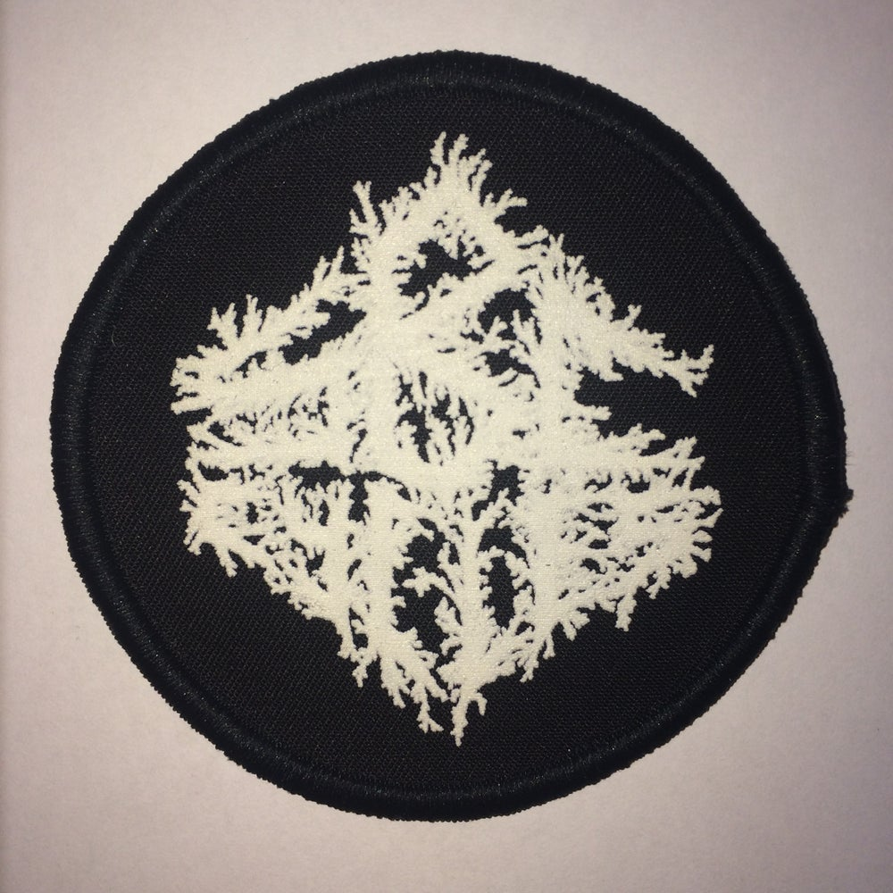 Image of Black Metal Patch