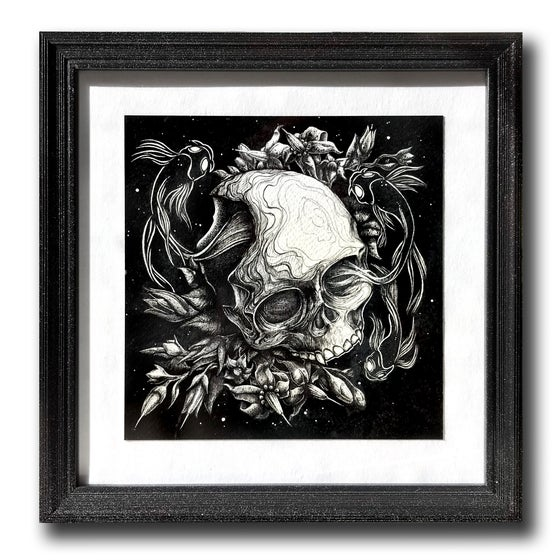Image of Ghosts in the Machine - Small - Framed