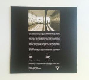 Image of MAURIZIO ABATE - The Maadi Sessions LP [ltd.100 Clear Vinyl]