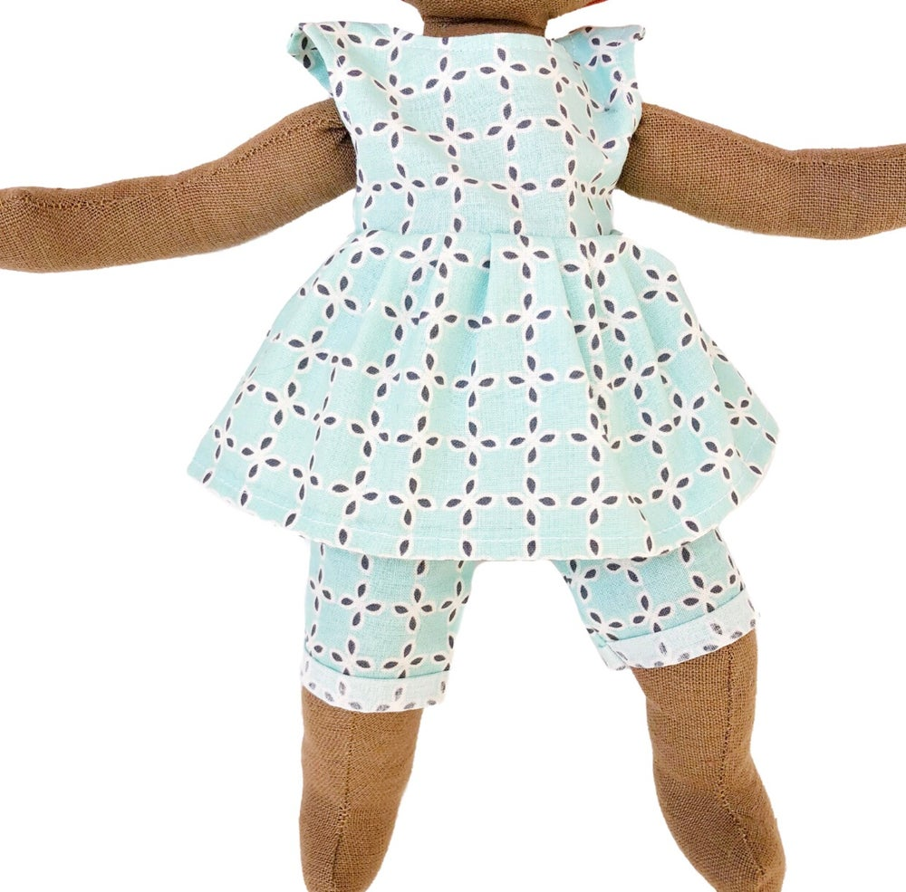 Image of 2pc shorts outfit - Baby Doll Accessory