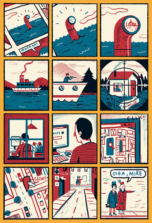 Image of Fanzine Oiga mire #Mañana