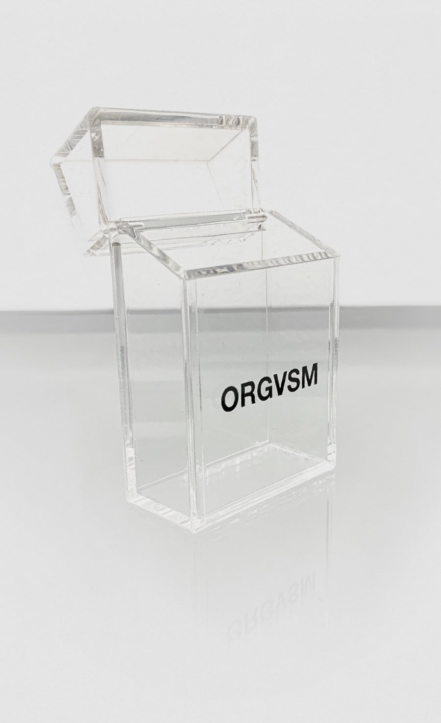 "Image of ORGVSM ""SMOKING COVER"""
