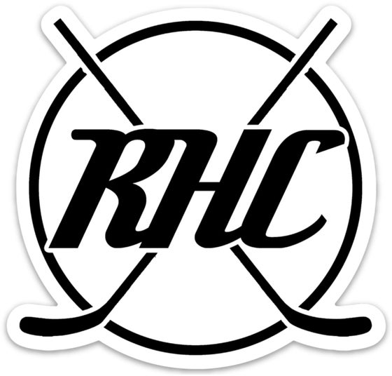 Image of RHC Logo Sticker - 2 Pack - Free Shipping!