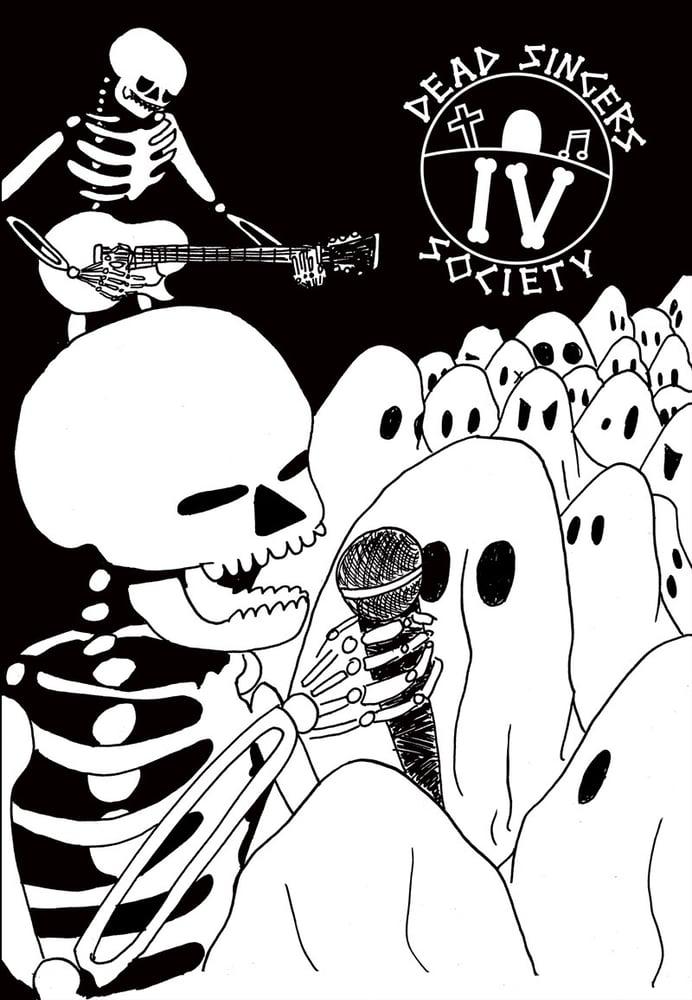 Image of Dead Singers Society - Volume IV