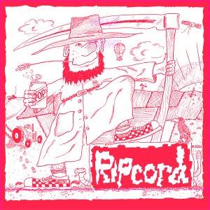 "Image of Ripcord - ""Harvest Hardcore"" 7"""