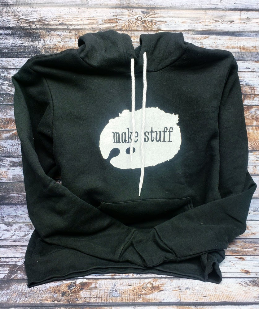 Image of MAKE STUFF sweatshirt