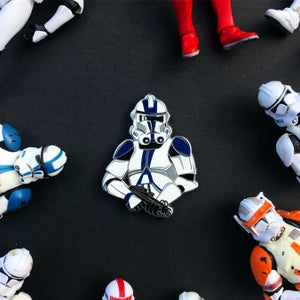 Image of Clone Trooper Mystery Pin Set