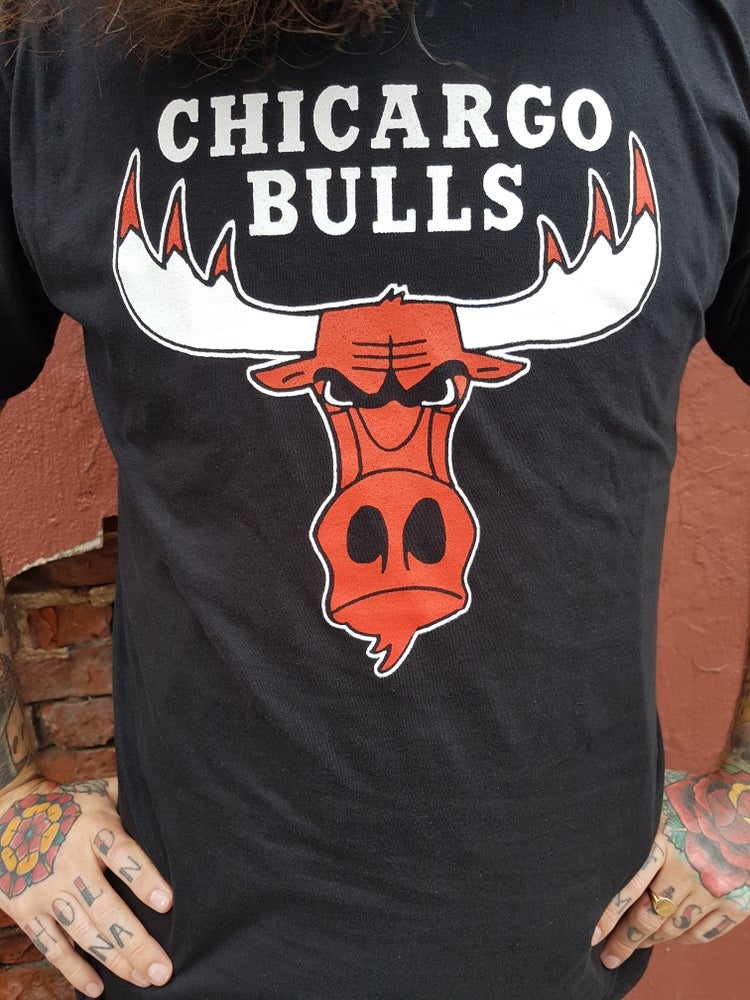 Image of Chicargo Bulls T-Shirt