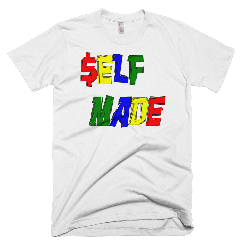 Image of Self Made Color Tee