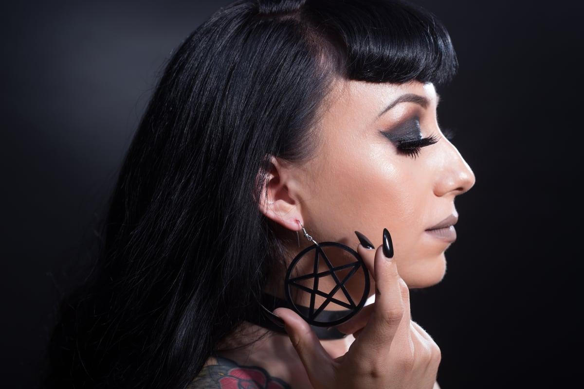 Image of Ritual  Earrings